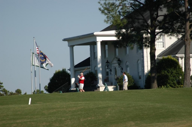 Riverwood Clubhouse and Driving Range