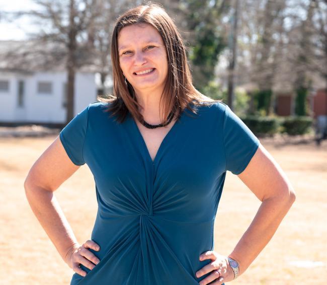 Photo of Beth Sanders