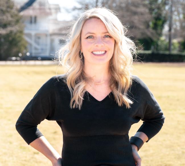 Photo of Rachel Leeworthy